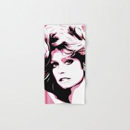 Farrah Fawcett | Pop Art Hand & Bath Towel