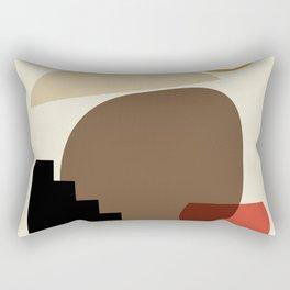 Shapes 2 - africa collection Rectangular Pillow
