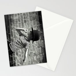Juvenile Jazz 5 Stationery Cards