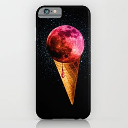 Lick my Moon iPhone Case