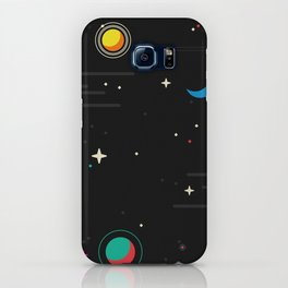 Deep Space iPhone Case
