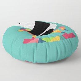 Rock On Floor Pillow
