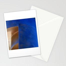 Blue Obelisk Stationery Cards