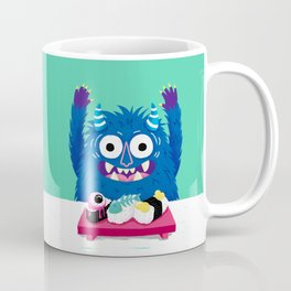 I Heart Sushi Coffee Mug