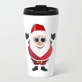 Santa Claus Travel Mug
