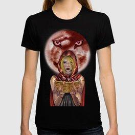 Red Ridding Hood T-shirt