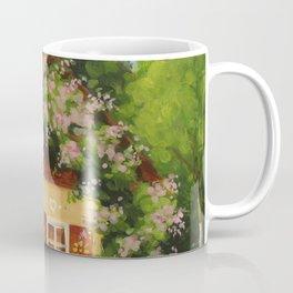 Tiny Cottage House Coffee Mug