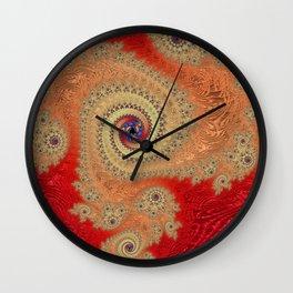 Simorgh Wall Clock