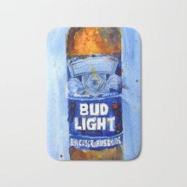 Bud Light - Budwiser American Beer Bath Mat