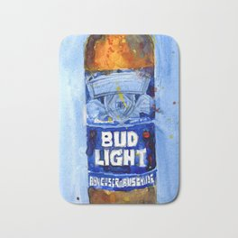 Bud Light - Budwiser American Beer Bath Mat
