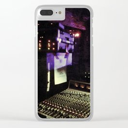 Audio Slave Clear iPhone Case