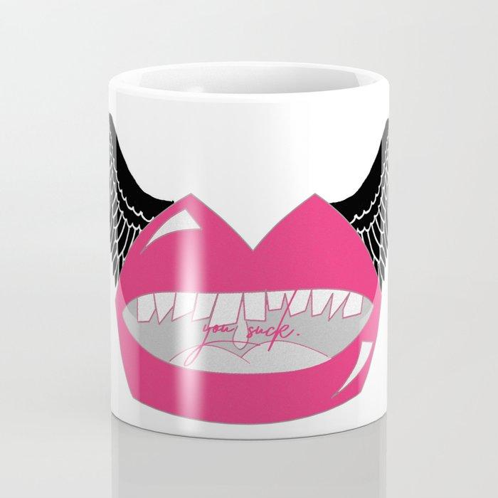 With Wings. Coffee Mug