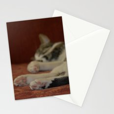 Cat Paws Stationery Cards