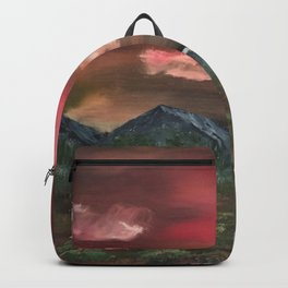 Fields of gold - Sunset valley Backpack