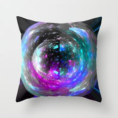 marble II Throw Pillow