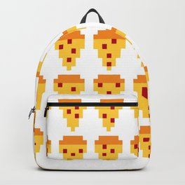 Pixel Pizza Backpack
