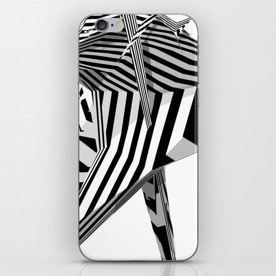 'Untitled #04' iPhone & iPod Skin