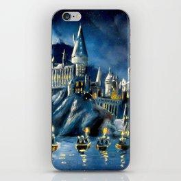 Moonlit Magic iPhone Skin