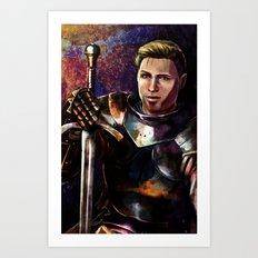 Maric's Son Art Print