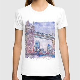 London Cityscape T-shirt