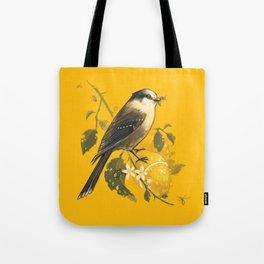 Canada Jay, Yellow Jackets, & Lemons Tote Bag