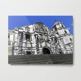 Our Lady of the Gate Parish Church Metal Print