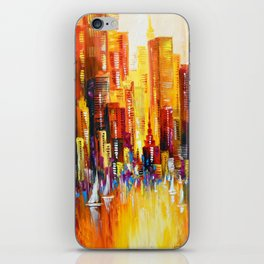Sunny Los Angeles iPhone Skin