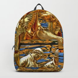 The Golden Boys Backpack