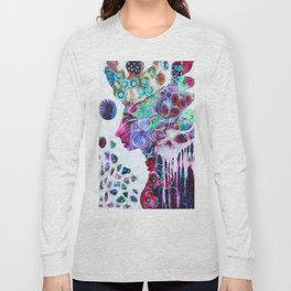 Nature's Diamonds Most Wise Long Sleeve T-shirt