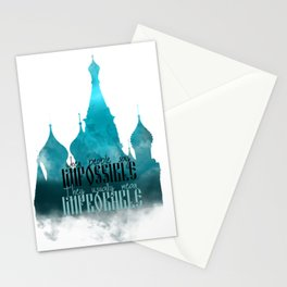 Impossible | Grisha Stationery Cards