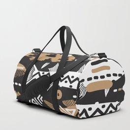 Boho Fishes II. Duffle Bag