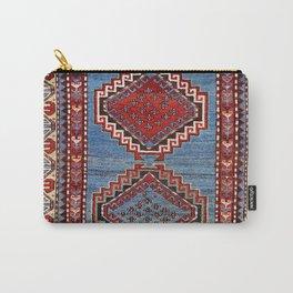 Kazak  Antique South West Caucasus Rug Print Carry-All Pouch