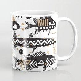 Boho Fishes Coffee Mug