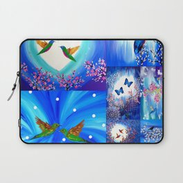 Blue designs Laptop Sleeve