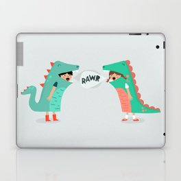 means 'I love you' Laptop & iPad Skin