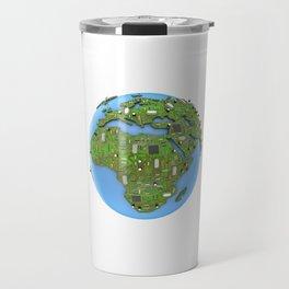 Data Earth Travel Mug