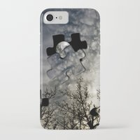 surrealism iPhone & iPod Cases featuring Sky Surrealism. by Jess Noelle