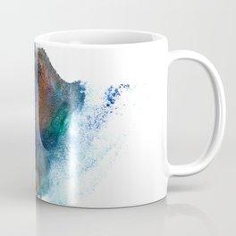 Isabella's Golden Flower Coffee Mug