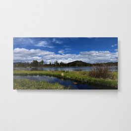 A Beautiful Day In May Metal Print