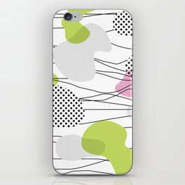 Form & line 1 iPhone Skin