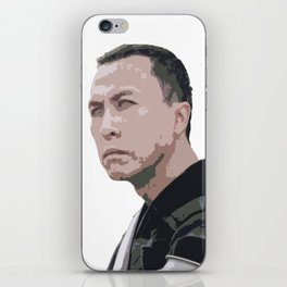 One With The Force iPhone Skin