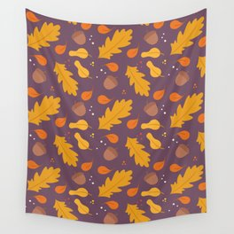 Autumn is Coming Wall Tapestry
