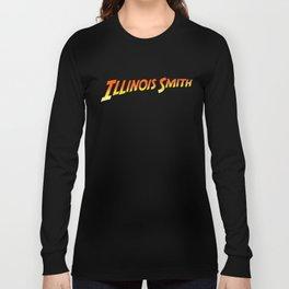 Illinois Smith Long Sleeve T-shirt