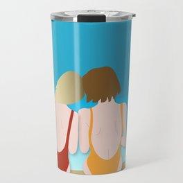 Poolside girls Travel Mug