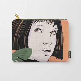 Mathilda portrait Carry-All Pouch