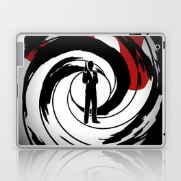 JAMES BOND Laptop & iPad Skin
