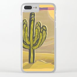 Drought Clear iPhone Case