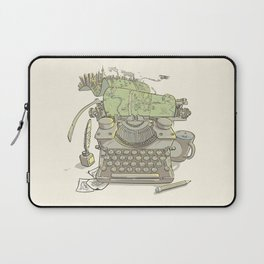 A Certain Type of City Laptop Sleeve