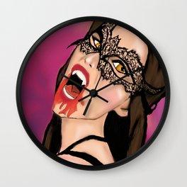 Katherine Pierce TVD FANART Wall Clock