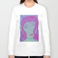 elf Long Sleeve T-shirts featuring Elf by Gleje